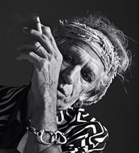 Keith Richards, Mario Sorrenti, Another Man Magazine