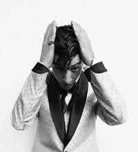 Alex Turner, Willy Vanderperre, Another Man Magazine