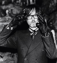 Jarvis Cocker, Alasdair McLellan, Another Man Magazine