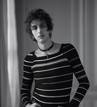 Faris Badwan The Horrors Ethan James Green Another Man 2017