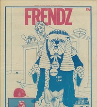 Frendz-5 (33) 8 July 71, [on sale 25 June 71]