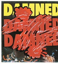 4. Ltd edition cover, Damned Damned Damned, The Da