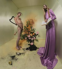Tim Walker Gucci Another Man Katy England Tarot 2017
