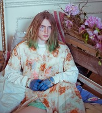 Meadham Kirchhoff S/S13 menswear Another Man magazine