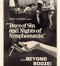 DAYS OF SIN AND NIGHTS OF NYMPHOMANIA