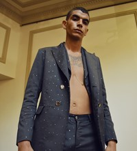Palomo Spain Alejandro interview Another Man SS18