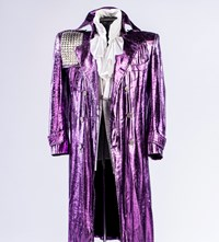 PURPLE RAIN JACKET_SHIRT