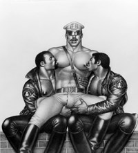 Tom of Finland drawings