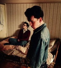 Still from England Is Mine Morrissey biopic