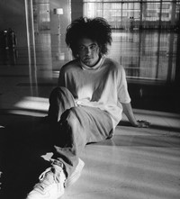 Robert Smith, The CURE, Athens (GR), July 1985 - R