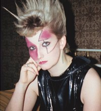 Jordan Pamela Rooke London punk icon interview