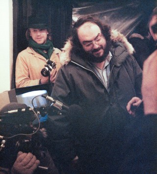 Filmworker #3 Kubrick and Leon Vitali 'The Shining