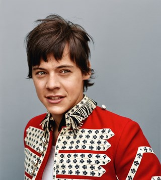 Harry Styles Another Man magazine Alasdair McLellan fashion
