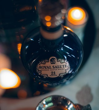 whisky drinking tips royal salute scotch