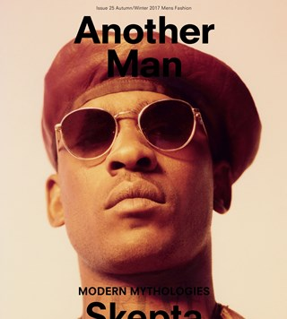 Another Man Skepta cover Harley Weir Alister Mackie 2017