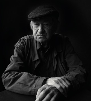 Jonas Mekas interview another man jack davison