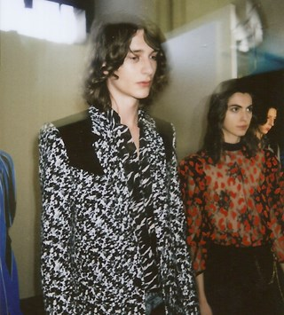 Givenchy Clare Waight Keller SS18 2018 first show debut
