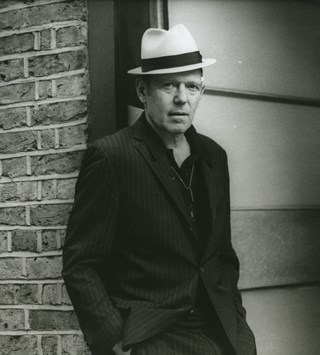 Paul Simonon, 2014 © Pennie Smith 3