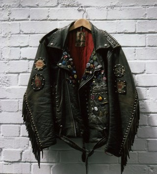 Lewis Leathers London leather jacket Another Man how to