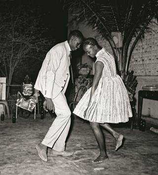 Malick Sidibé Mali Twist Youth Young People Fondation Cartie