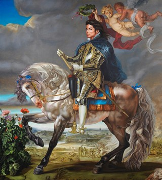 089_Equestrian Portrait of King Philip II, 2009 by