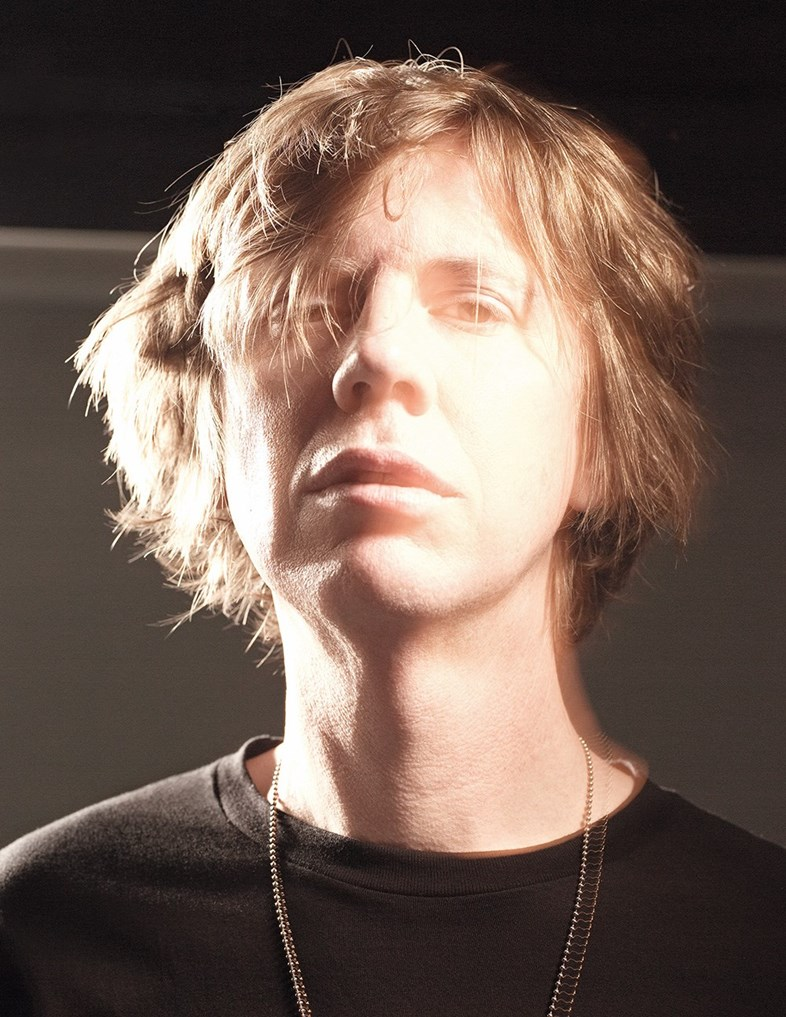 Thurston Moore, Glen Luchford, Another Man Magazine