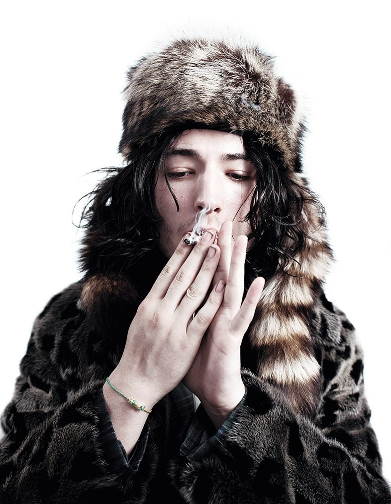 Ezra Miller, Willy Vanderperre, Another Man Magazine