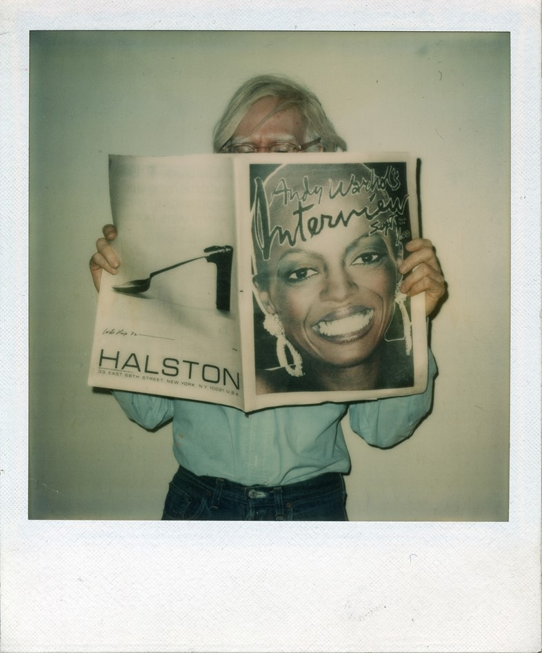Makos Andy Warhol interview magazine chris makos