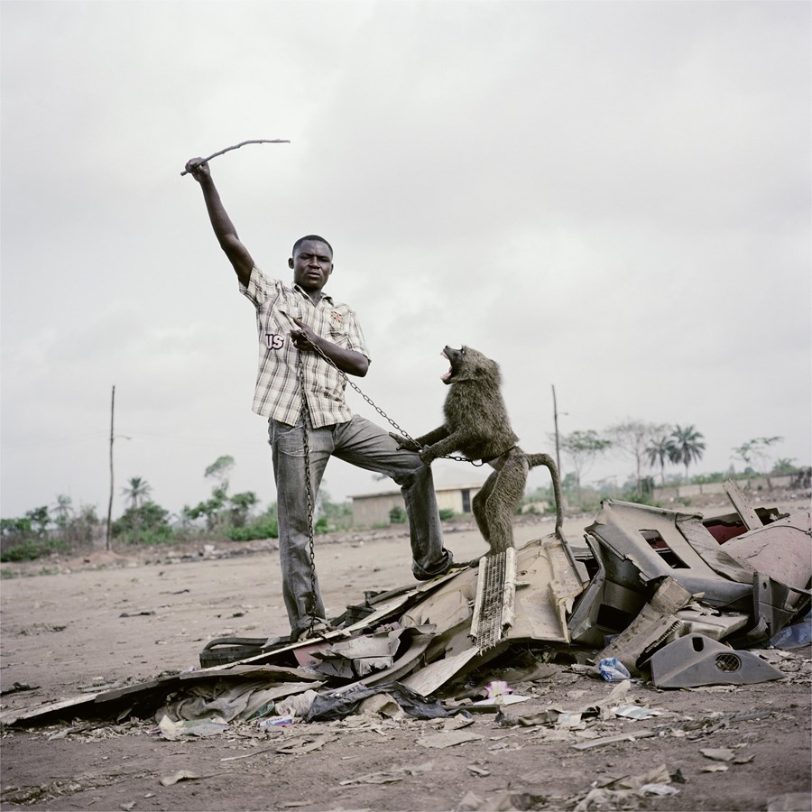 The Hyena & Other Men Pieter Hugo interview Beyonce