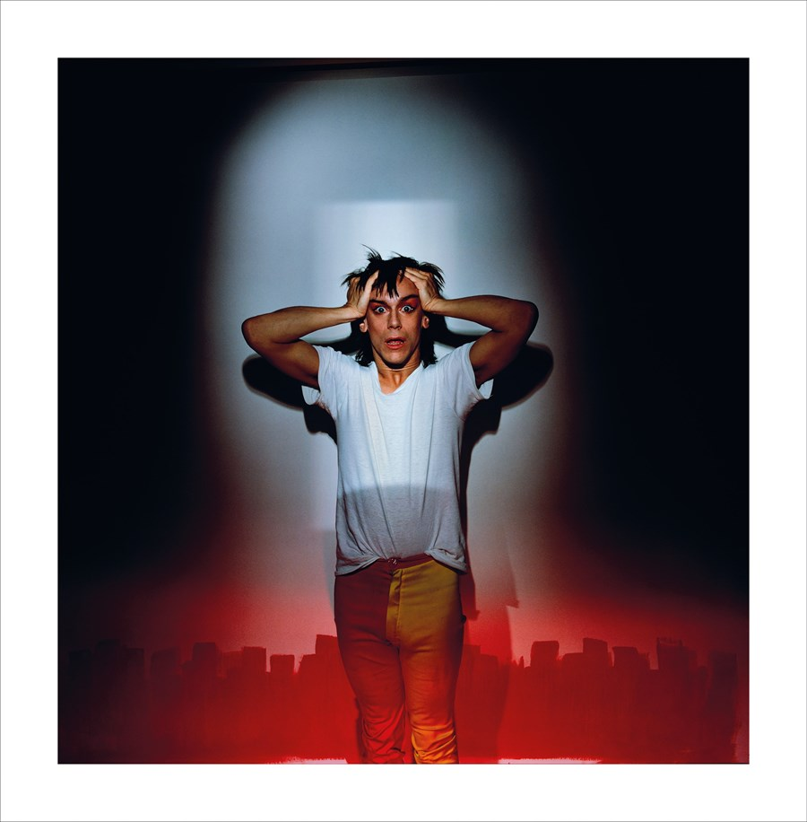 IGGY POP by Brian Griffinjpg