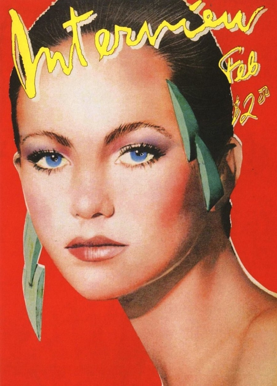 Diane Lane on the cover of Interview magazine